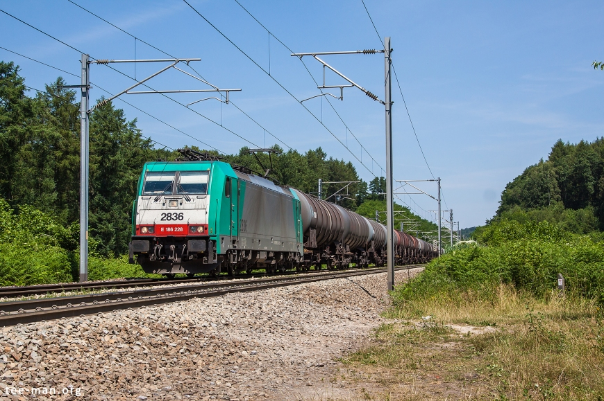 ATBE 186 228 (BLX 2836), Plombières 4.7.2015