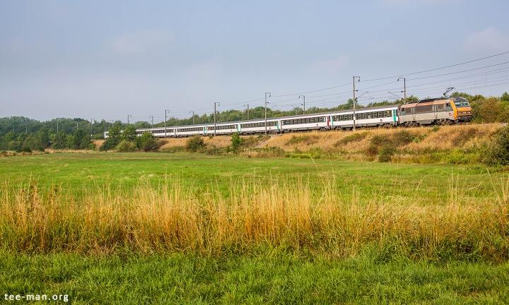 SNCF 26168, Livange 8-8-2015